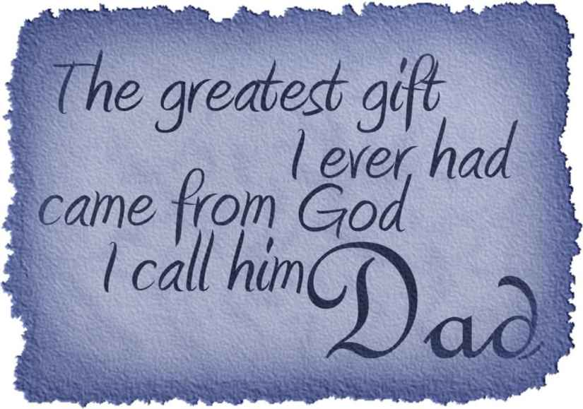 Awesome Happy Father's Day Wishes Image