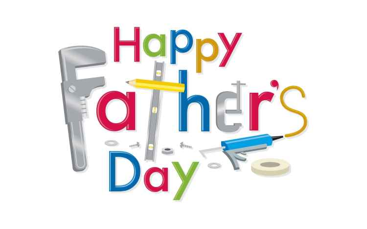 Awesome Happy Father's Day Greetings Message Image