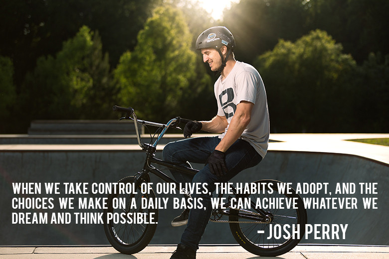 BMX Quotes When we take control