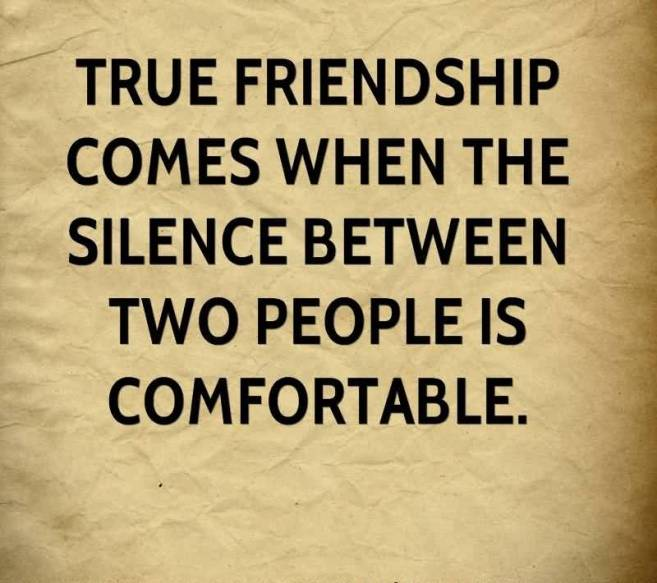Bae Quotes True Friendship Is When You Understand The Silence Of Each Person