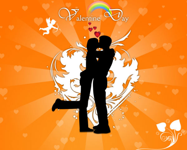 Be My Valentine Day Greetings Image