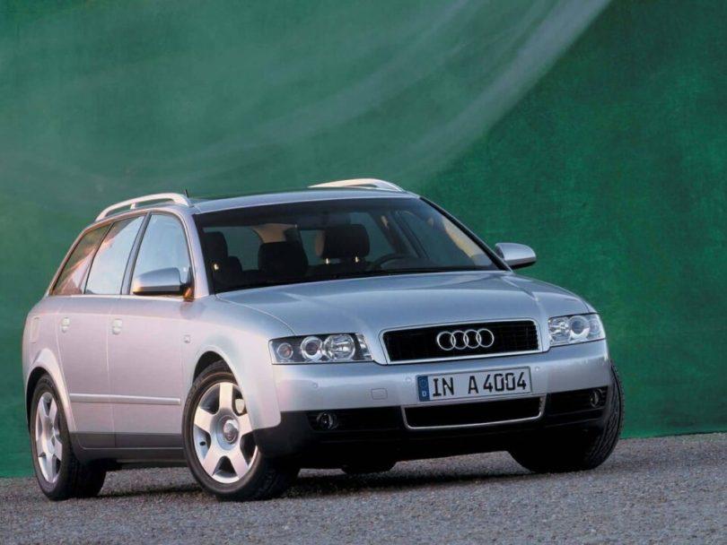 Beautiful Audi A4 Avant Car