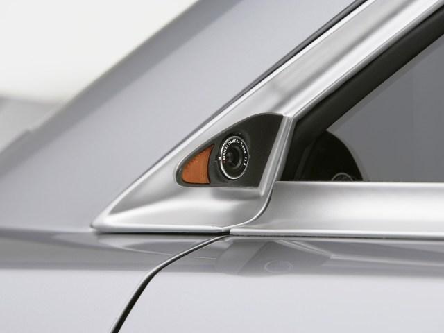 Beautiful Camera silver Acura RDX Concept Car