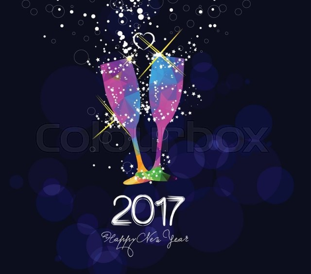Best Happy New Year 2017 Wishes Image