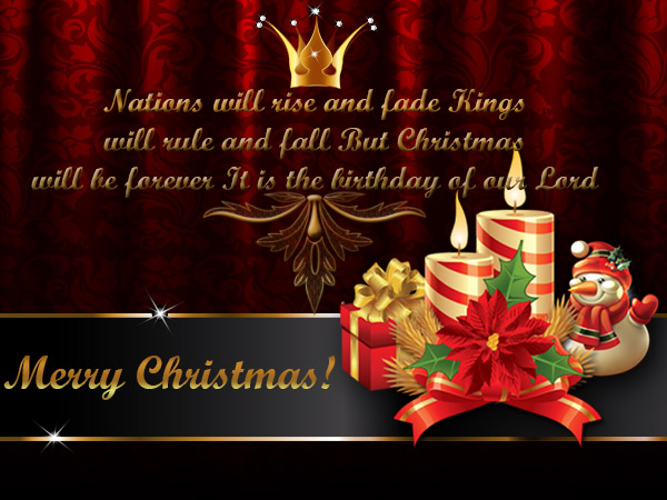 Best Merry Christmas Wishes Greeting Image
