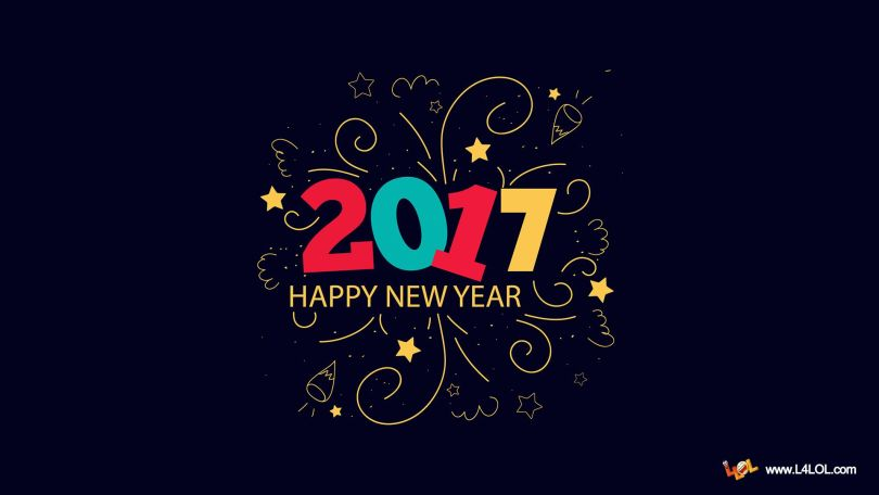 Best New Year 2017 Picture