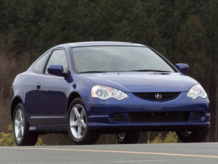 Best blue Acura RSX Car on the road