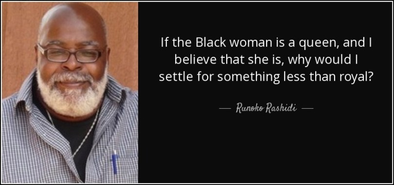 Black Queen Quotes If the black