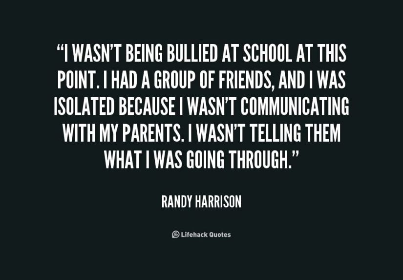 Bullied Quotes Sayings 08