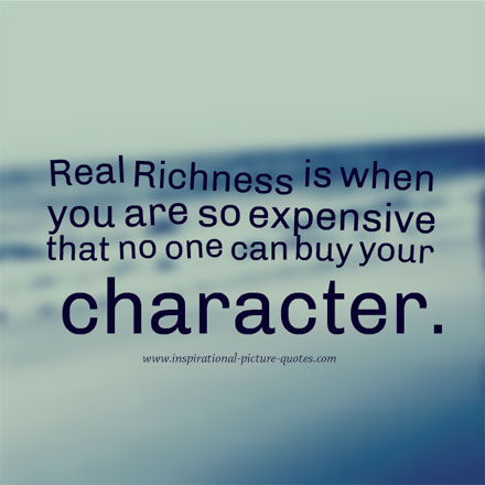 Character Quotes Sayings 05