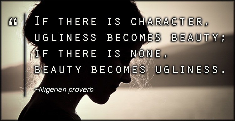 Character Sayings If There Is