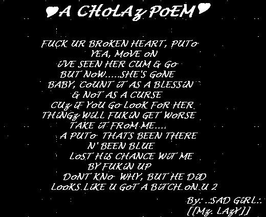 Chola Quotes Fuck ur broken
