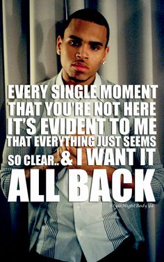 Chris Brown Quotes Sayings 11