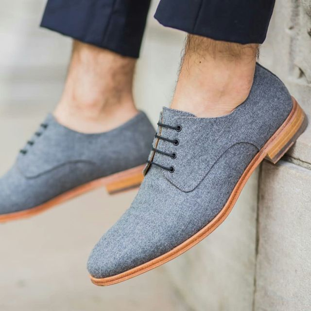 Cool Denim Casual Shoe For Funky Men
