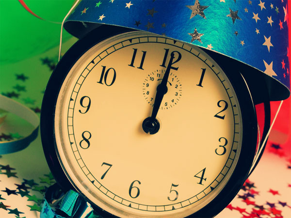 Countdown New Year Wishes Image