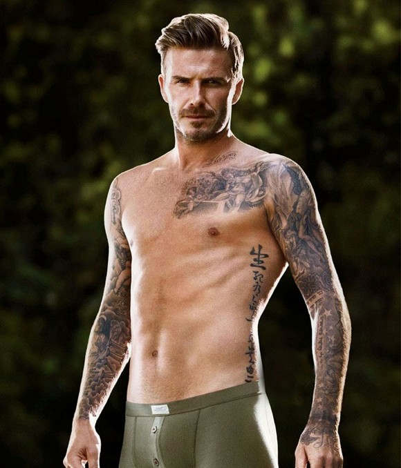 David Beckham Tattoo024