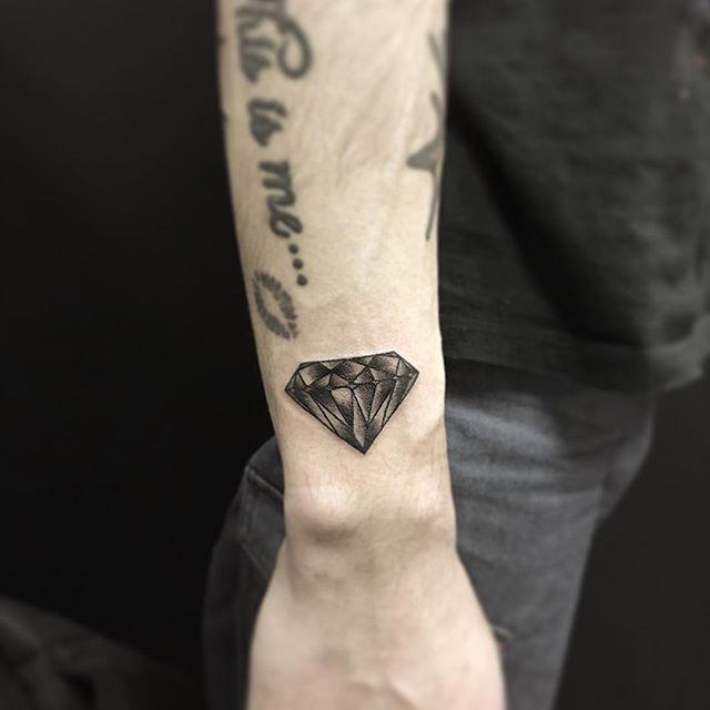 Wrist Tattoo028