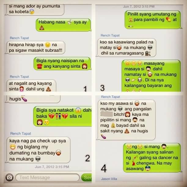 Emoji Quotes Bigla sys natakot dahi baka sila ni kaya nag pa check up sya ng biglang my