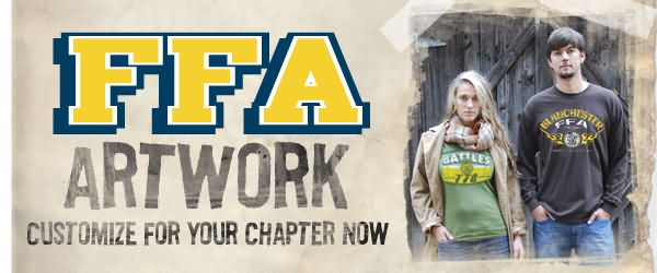 FFA Quotes Ffa artwork customize for your chapter now