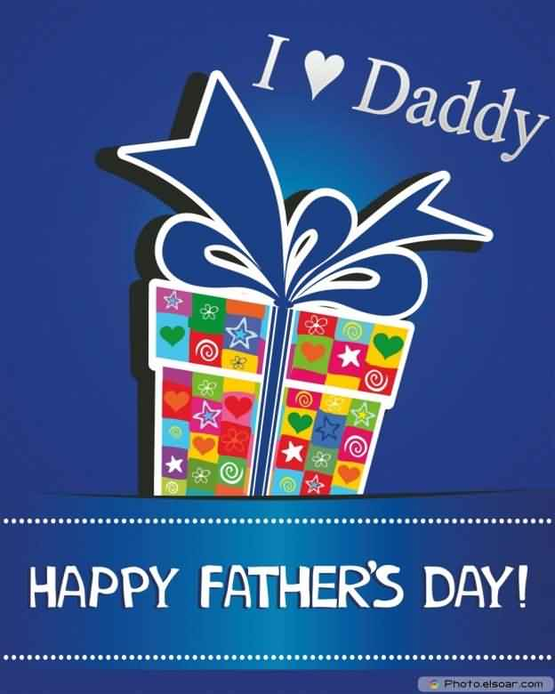 Fabulous Happy Father's Day Greetngs Card