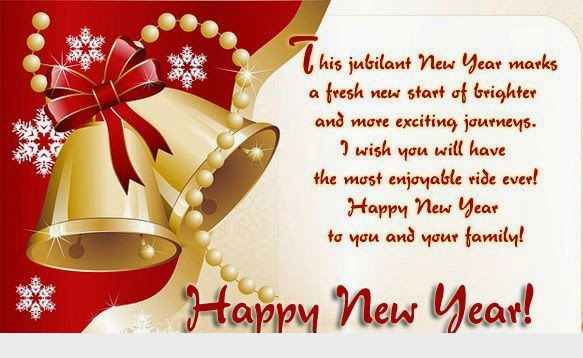 Fabulous Happy New Year Wishes Image