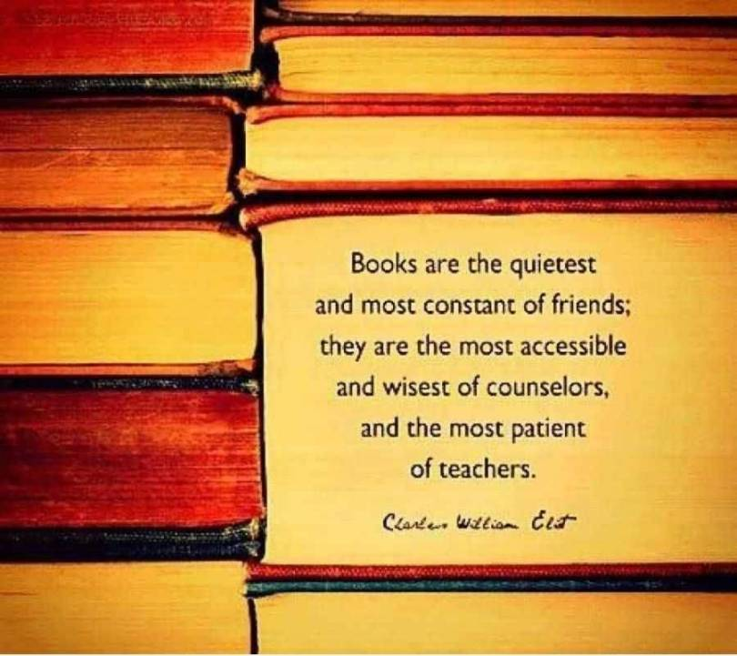 Friends Quotes Books are the quitest and most constance of friends they are the most accessible and wisest of counselors