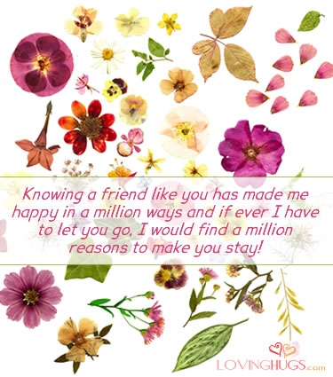 Friendship Day Greetings Message Picture