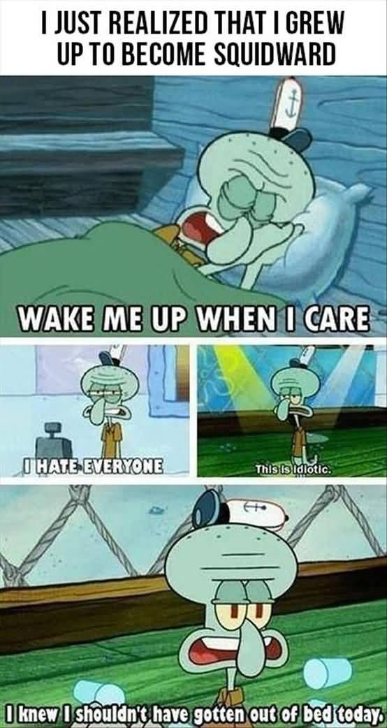 Squidward Meme 034