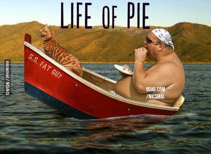 Funny WTF Memes Life Of Pie