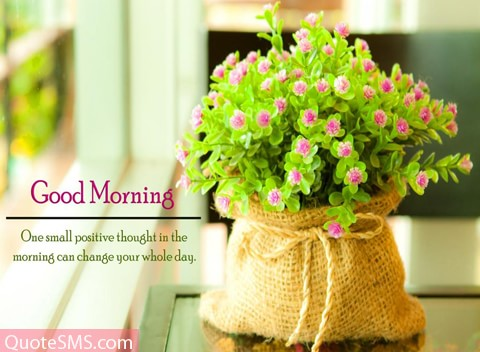 Good Morning Wishes Message Image