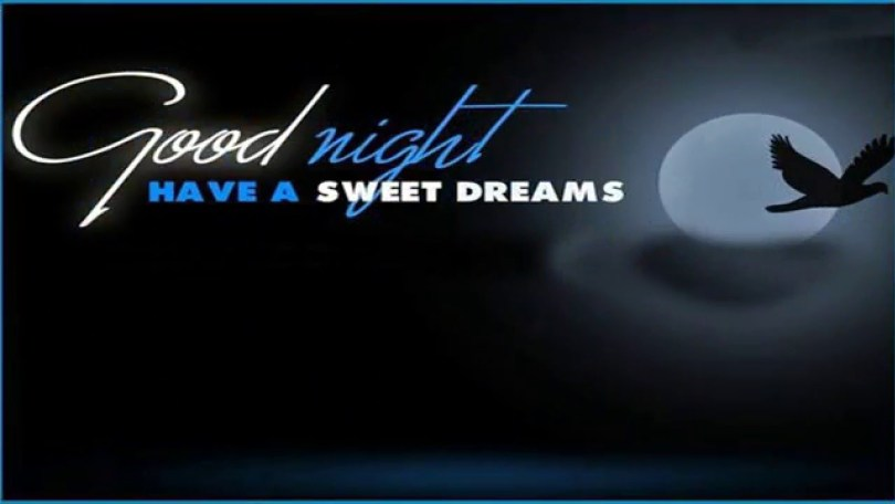 Good Night Have A Sweet Dreams Wishes Message Image