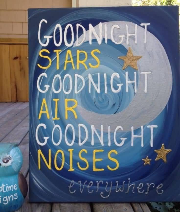 Goodnight Moon Quotes Goodnight stars goodnight air goodnight