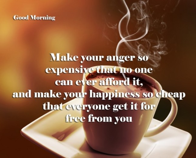 Great Good Morning Wishes Quotes Image