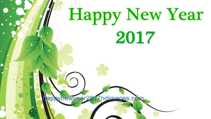 Great New Year 2017 Wishes Message Wallpaper