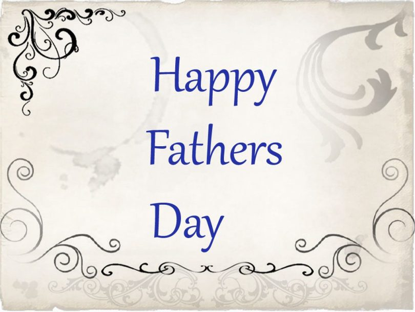 Greatest Happy Father's Day Awesome Message Image