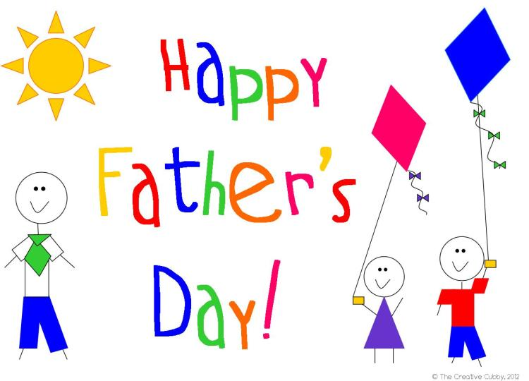 Handmade Wishes Happy Father's Day Image