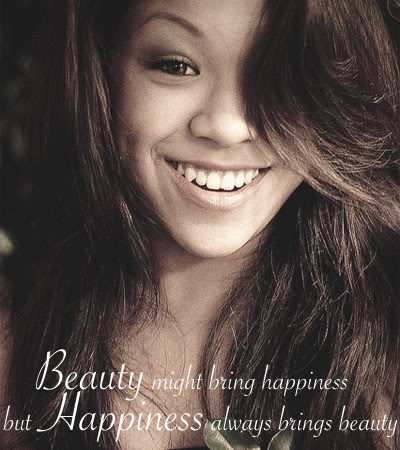 Happiness Beauty Quotes Sayings 02