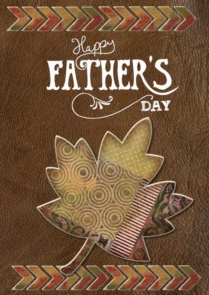 Happy Father's Day Fabulous Greetings Card Image