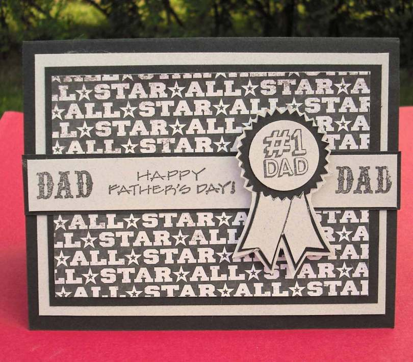 Happy Father's Day Greetings Card Image