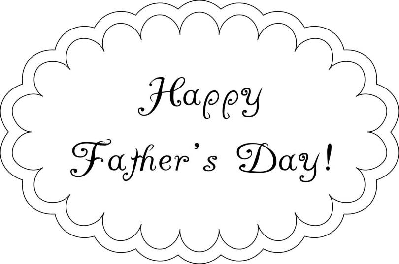 Happy Father's Day Lovely Wishes Image