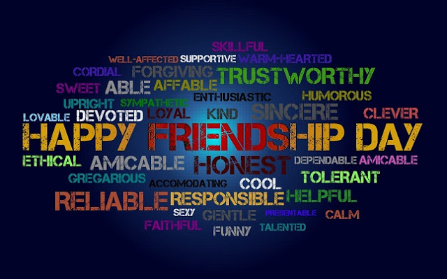 Happy Friendship Day For Facebook Image