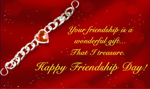 Happy Friendship Day Greetings Message