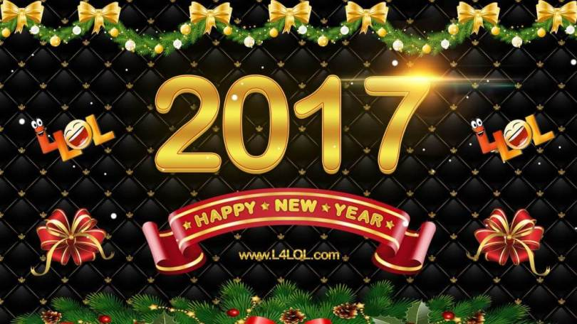 Happy New Year 2017 Have A Great Day