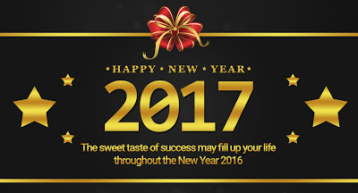 Happy New Year 2017 Wishes For Friends Image