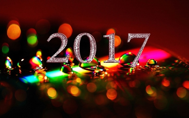 Happy New Year 2017 Wishes Picture