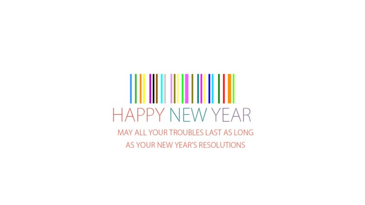 Happy New Year Greetings Message Image