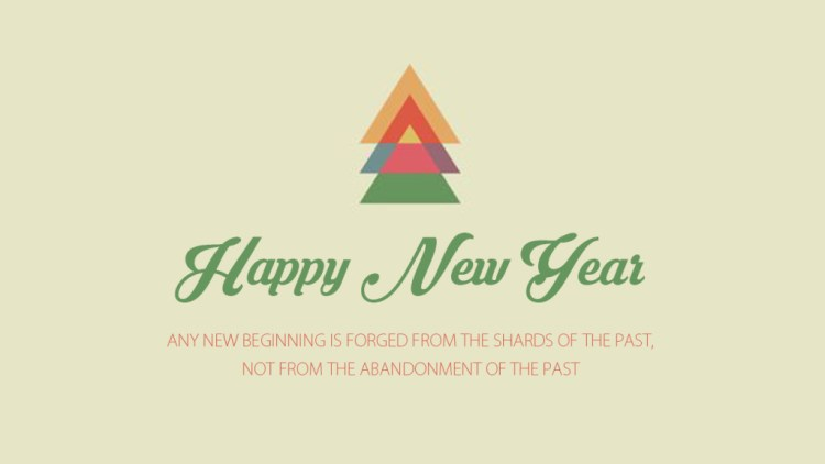 Happy New Year Greetings Message To Dear Friend