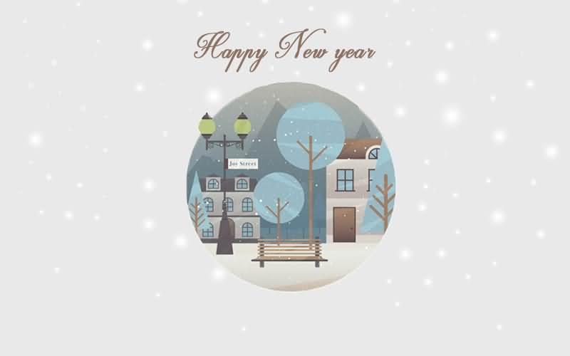 Happy New Year Greetings Picture