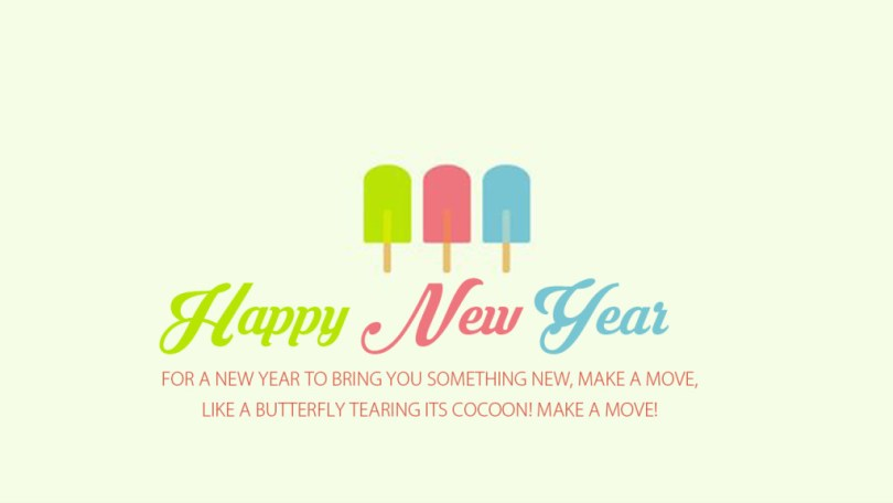 Happy New Year Wishes For Lovely Friend