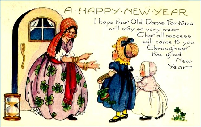 Happy New Year Wishes Greetings Message Image